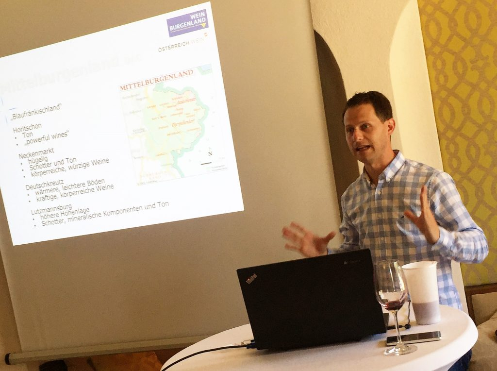 Markus Hareter Burgenland-Reise 2016